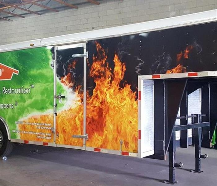 Commercial SERVPRO of Reno NW/Truckee/Tahoe Vista Has All the Commercial Equipment Needed for Your Commercial Fire or Water Damage
