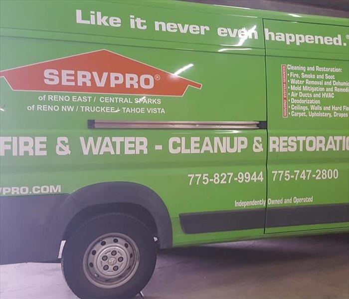 Why SERVPRO SERVPRO of Reno NW/Truckee/Tahoe Vista / IICRC Certified Firm