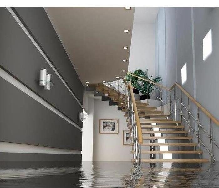 Water Damage What To Do In A Flood