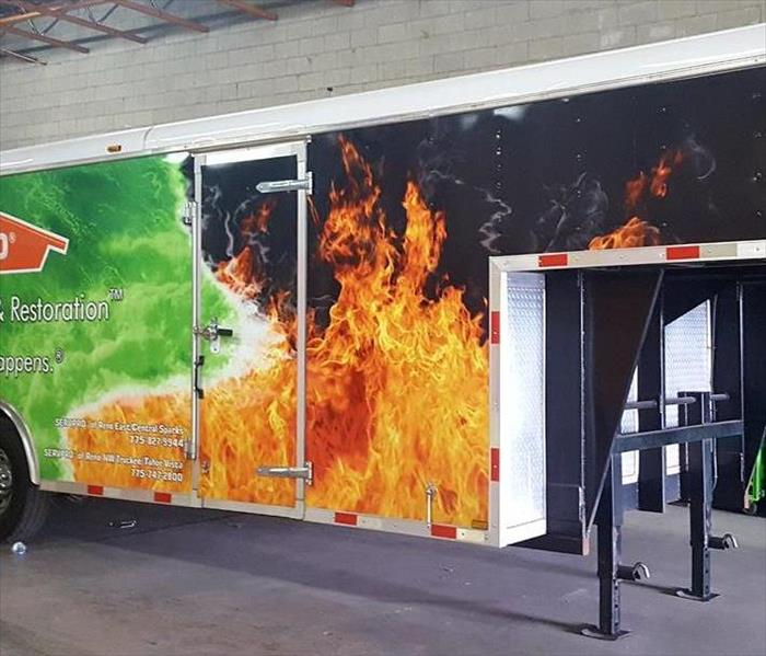 Why SERVPRO Storms, Fires and Floods SERVPRO of Reno NW/Truckee/Tahoe Vista Has You Covered