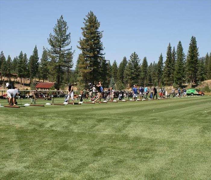 Community First Annual SERVPRO Classic Golf Tournament